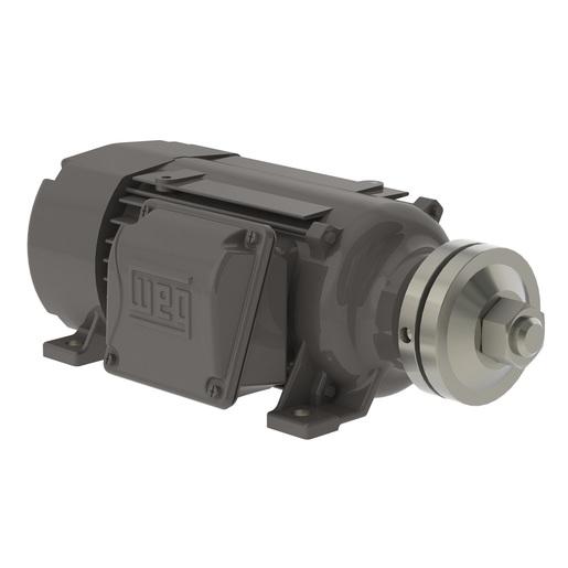 10 HP 3600 2X4 S6 SAW ARB RT  90L/MS