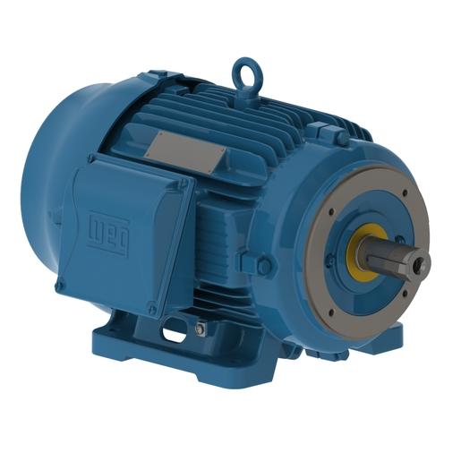 7.5HP 1200 460V TEFC 254/6TC W22 IEEE IS